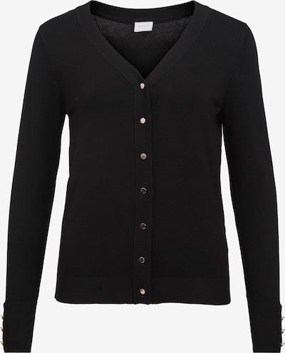 VILA Плетена жилетка 'Jeneve' в черно, Преглед на продукта