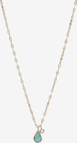 FOSSIL Αλυσίδα σε χρυσό