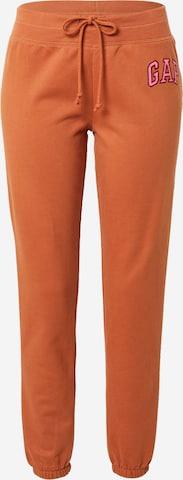 GAP Püksid, värv oranž