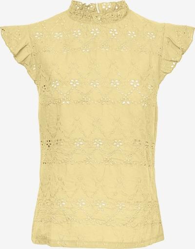 VERO MODA Bluse 'Blair' in pastellgelb, Produktansicht