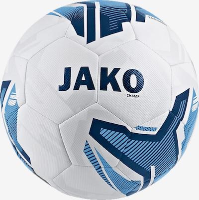 JAKO Ball in blau / schwarz / weiß, Produktansicht