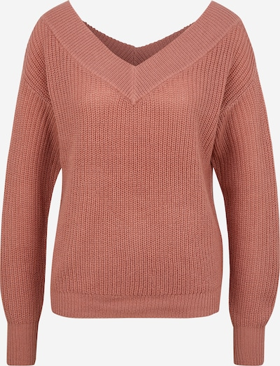 Only (Tall) Pullover 'MELTON' in rosé, Produktansicht