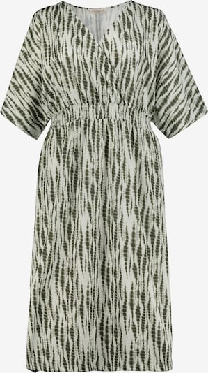 Studio Untold Kleid in khaki / offwhite, Produktansicht