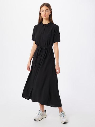 Envii Kleid in schwarz, Modelansicht
