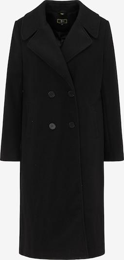 faina Mantel in schwarz, Produktansicht