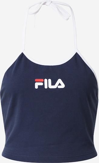 FILA Top 'BEBE' - tmavě modrá / červená / bílá, Produkt