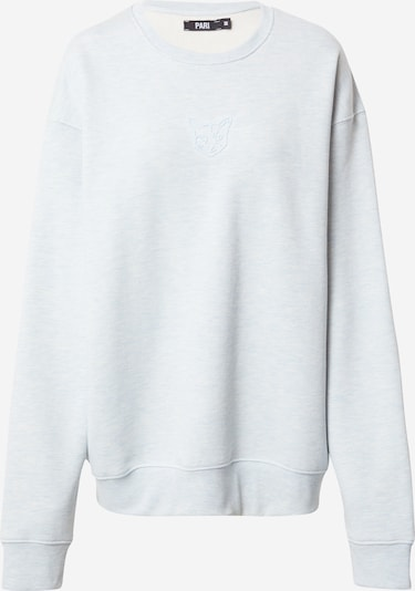 PARI Sweatshirt in de kleur Lichtblauw, Productweergave