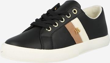 Lauren Ralph Lauren Sneakers 'JANSON II' in Black