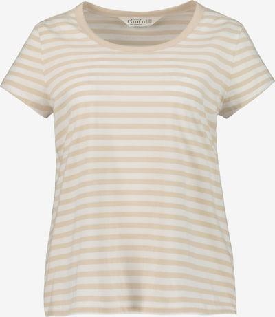 Studio Untold Shirt in de kleur Beige / Crème, Productweergave