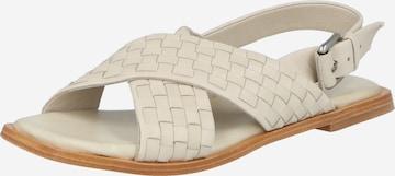 SHABBIES AMSTERDAM Sandals in Beige