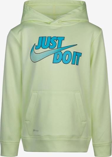 Nike Sportswear Athletic Sweatshirt in Green, Item view