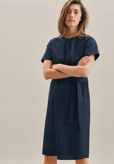 SEIDENSTICKER Kleid in blau, Modelansicht