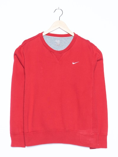 NIKE Sweatshirt in L-XL in rot, Produktansicht