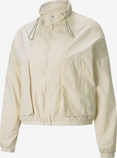 PUMA Jacke 'Infuse' in beige, Produktansicht