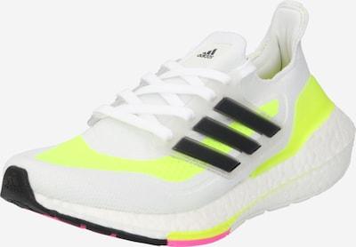 ADIDAS PERFORMANCE Calzado deportivo 'Ultraboost 21' en amarillo / negro / blanco, Vista del producto