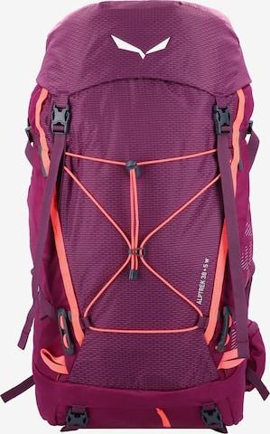 SALEWA Sports Backpack in Pink