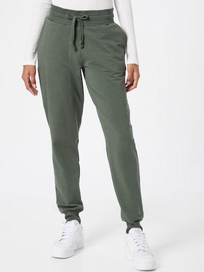 ABOUT YOU Sweathose 'Teena' in grün, Modelansicht