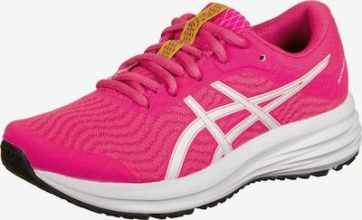 ASICS Laufschuh 'Patriot 12' in pink / weiß, Produktansicht