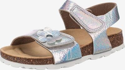 SUPERFIT Sandale in silber, Produktansicht