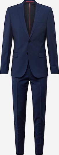 Costum 'Arti' HUGO pe navy, Vizualizare produs