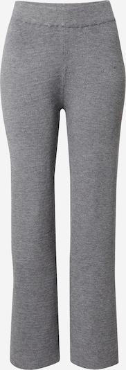 Rut & Circle Pantalon 'Maja' en gris chiné, Vue avec produit