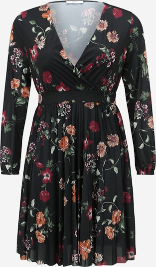 ABOUT YOU Curvy Dress 'Connie' in Mixed colors / Black, Item view