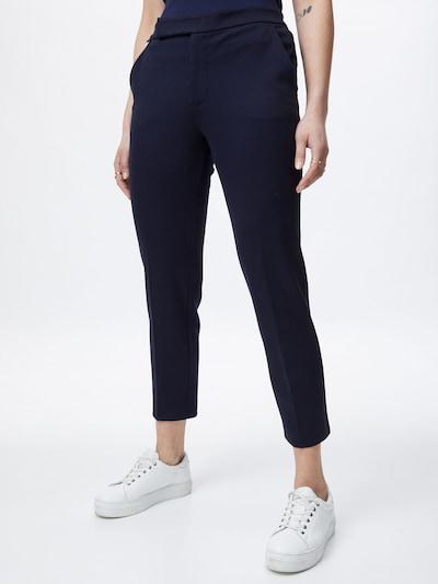 Lauren Ralph Lauren Kalhoty s puky 'ADOM' - námořnická modř, Model/ka