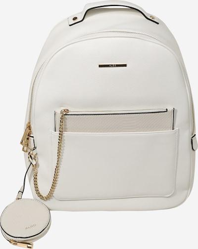 ALDO Rucksack 'GLENTANNA' in weiß, Produktansicht