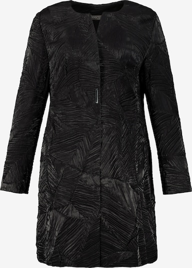 Ulla Popken Blazer in schwarz, Produktansicht
