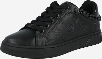 GUESS Låg sneaker 'Riyan' i svart, Produktvy