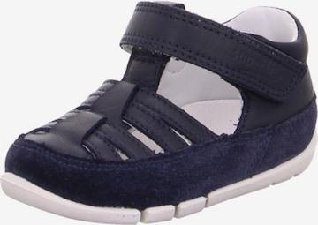 Chaussures ouvertes 'FLEXY' SUPERFIT en bleu