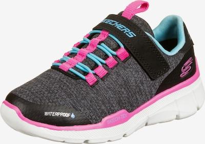 SKECHERS Sneaker 'Equalizer 3.0' in blau / graumeliert / pink / schwarz, Produktansicht