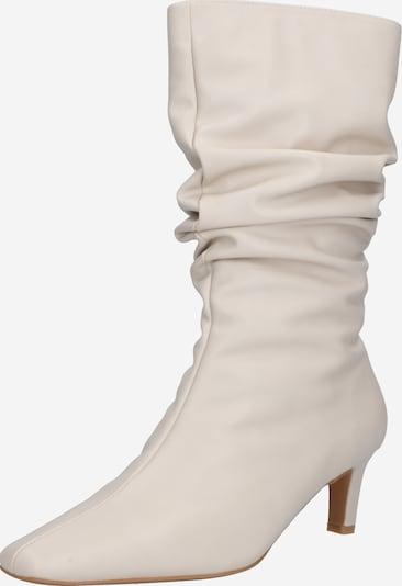 NA-KD Stiefel in naturweiß, Produktansicht
