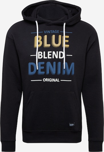 BLEND Sweatshirt i svart, Produktvy