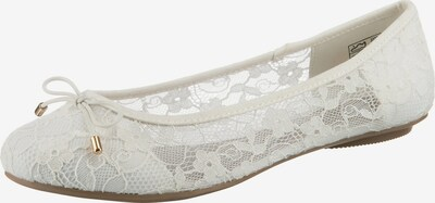 JANE KLAIN Schuh in weiß, Produktansicht