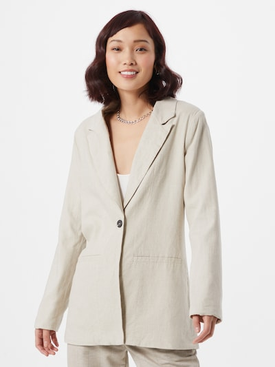 Cotton On Blazer in beige, Modelansicht