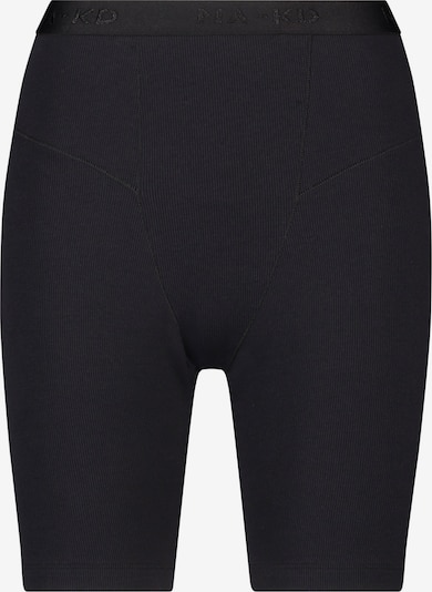 hunkemöller x NA-KD Pajama pants 'Zia' in Black, Item view