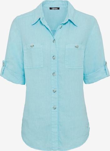 Olsen Blouse in Blue