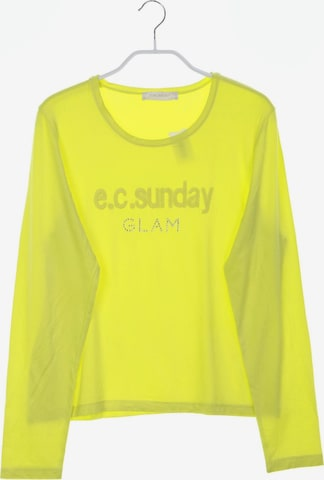 Elisa Cavaletti Top & Shirt in L in Yellow