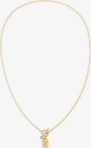 TOMMY HILFIGER Necklace 'DRESSED UP' in Gold