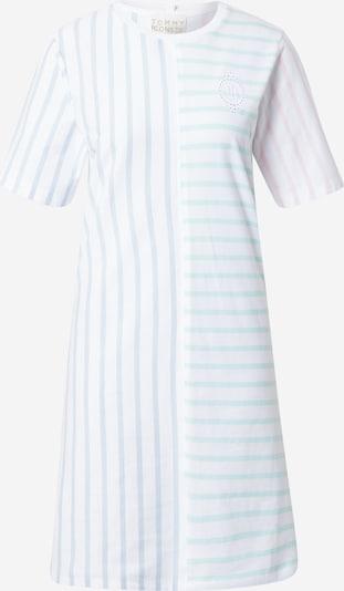 TOMMY HILFIGER Vasaras kleita jauktu krāsu / balts, Preces skats