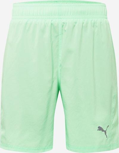 Pantaloni sport 'Favourite' PUMA pe verde deschis / negru, Vizualizare produs