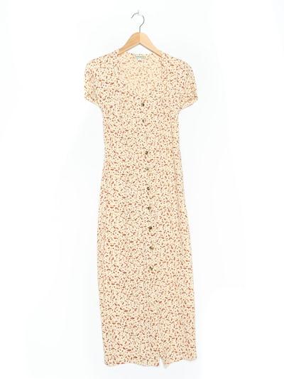 Ann Taylor Kleid in XS in pastellgelb, Produktansicht