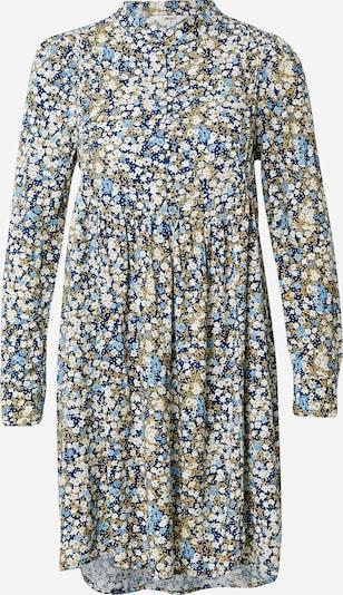 OBJECT (Petite) Kleid 'DITSY' in beige / blau / dunkelblau / weiß, Produktansicht