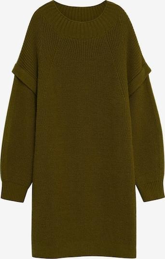 MANGO Kleid 'Regy' in oliv, Produktansicht
