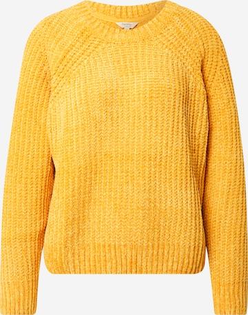 Pepe Jeans Sweater 'LISA' in Yellow