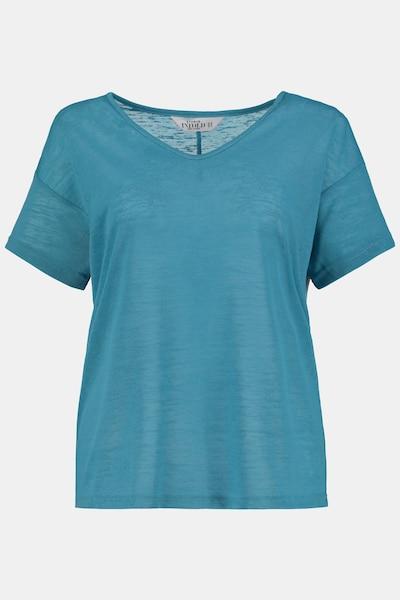 Studio Untold Shirt in türkis, Produktansicht