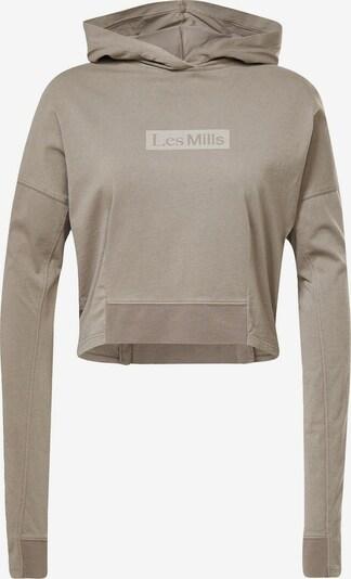 Reebok Sport Sportsweatshirt ' Les Mills® ' in beige, Produktansicht