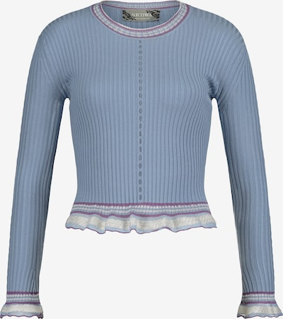 Nicowa Sweater 'OZURA' in Light blue, Item view