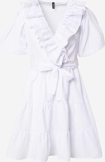 Rochie de vară DeFacto pe alb, Vizualizare produs